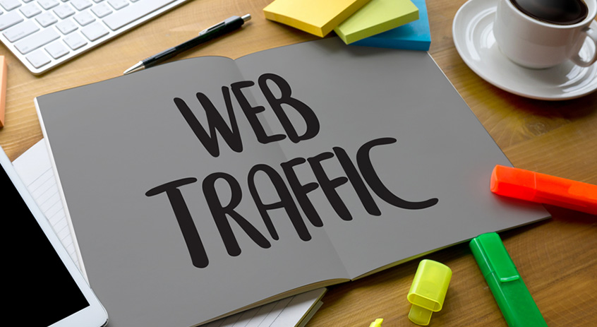 4 Free Web Traffic Methods
